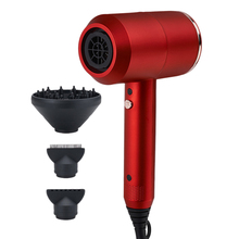 Professional Hair Dryer High Power Styling Tools Blow Dryer Hot and Cold Hair Dryer Machine Hammer Hairdryer 2800w professional hair dryer fast styling tools hot and cold wind high power anion ceramic blow dryer with nozzles