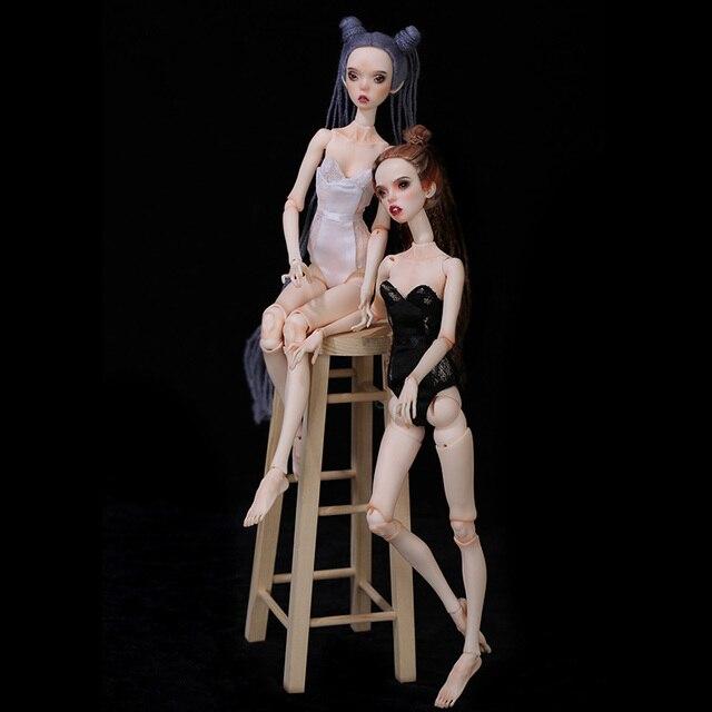 New Arrival Doll BJD 1/4 Beth & Phyllis FreedomTeller kobiece ciało moda prezent jako Lillycat