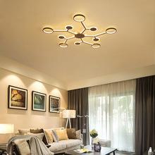 K9 kryształowe lampy sufitowe oprawy sufitowe lampy korytarzowe lampy sufitowe LED AC85-265V sufitowe Ligting tanie tanio DEEVOLPO CN (pochodzenie) 20 Metrów 10-15square KİTCHEN Jadalnia Łóżko pokój Foyer Badania Łazienka 90-260 v Brak