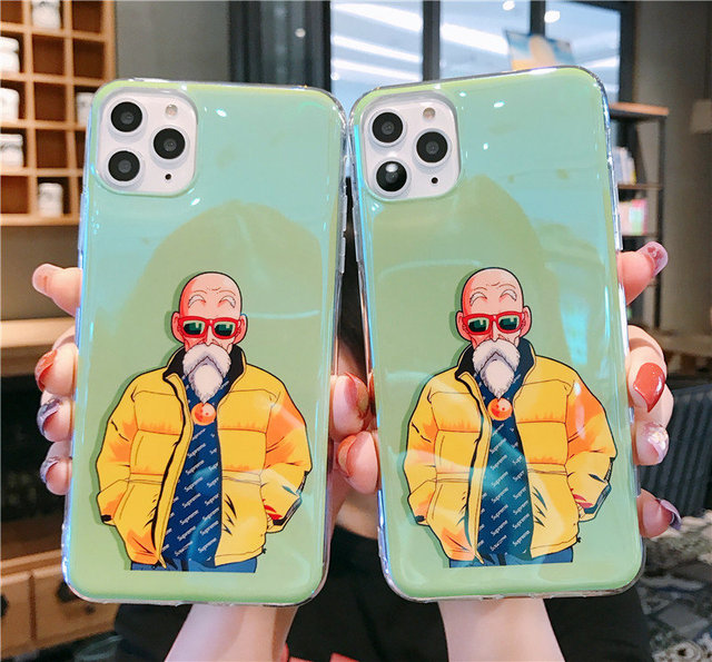 MASTER ROSHI IPHONE CASE
