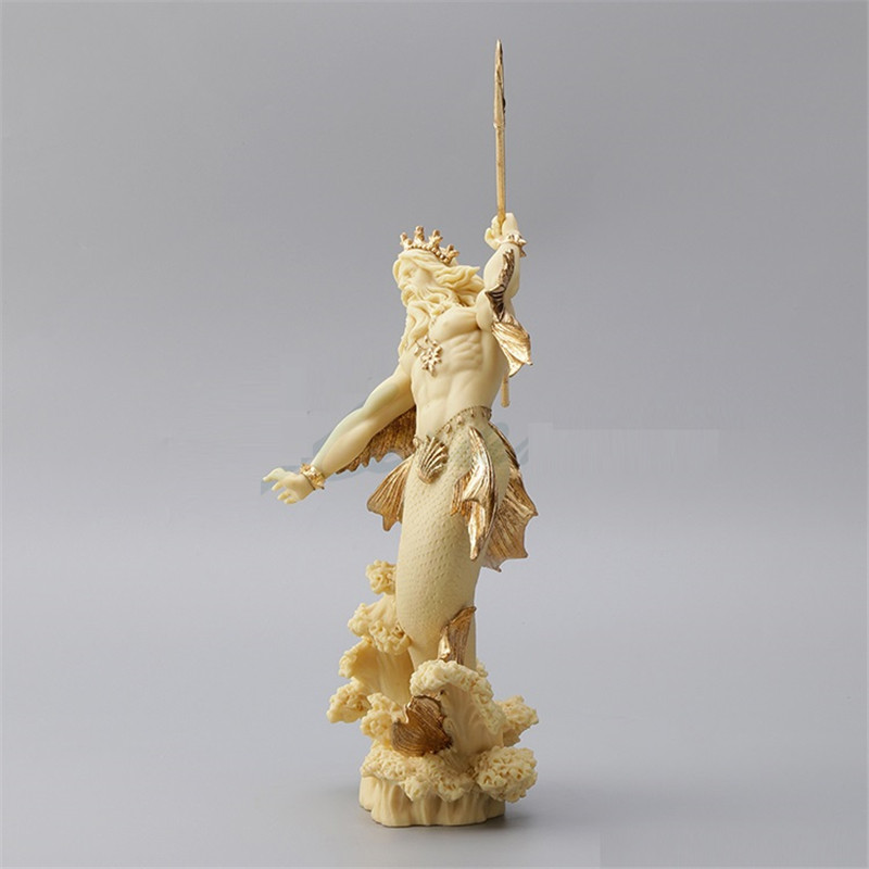 Poseidon/Neptune Statue