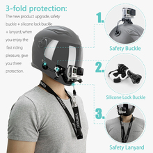 Accessories for Action Sport Camera Kit Helmet