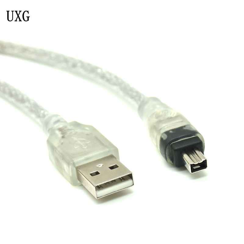 LETO Firewire iLink 6-4 Pin DV Video Cable Cord Lead For Sony DCR-TRV900 e DSR-PD170
