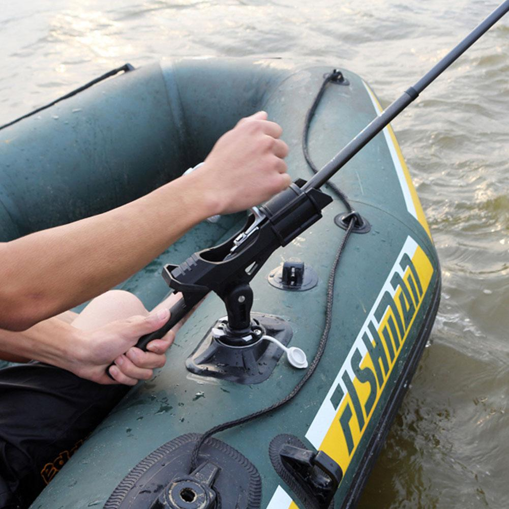 Inflatable Boat Accessory Adjustable Direction Rod Holder Device Pole Pvc Kayak Fixer Fix Pole Mount Dinghy Raft Fishing Tool On Aliexpress
