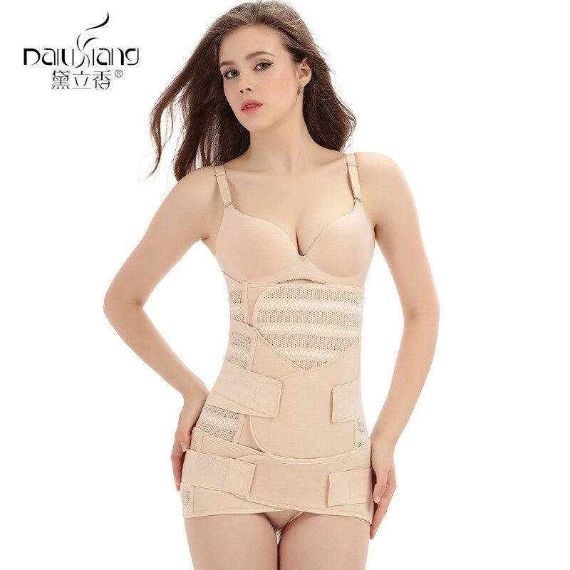 3in1 Maternity Postpartum Belt Bandage Pregnant Cinto Pos Parto Slimming Corset Corsets Bustier M L XL Women Body Shapewear