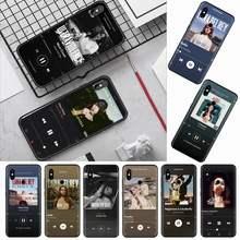Lana Del Rey-álbum de canciones de alta calidad, funda de teléfono para Xiaomi Redmi note 7 8 9 t k30 max3 9 s 10 pro lite