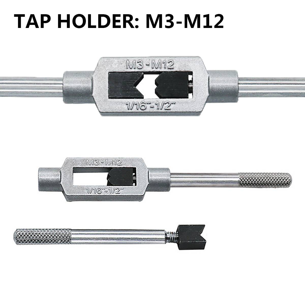 Tools : Tap Thread Cutter Tap Set Machine Taps M3 M4 M5 M6 M8 M10 M12 M14 M16 M18 M20 Twist Drill Metric Right Hand