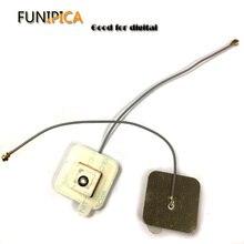 2 יח\סט שני יד פנטום 3 S 2.4G Gimbal אנטנת Flex כבל עבור DJI פנטום 3 סטנדרטי להגמיש drone אביזרי משלוח חינם