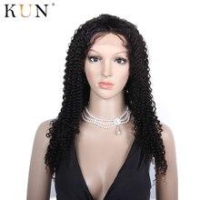 Звезда Стиль, людской волосяной парик, с завитыми по-африкански волосами бразильские 13x6 Синтетические волосы на кружеве парик человеческих волос Синтетические волосы на кружеве парики из натуральных волос на кружевно