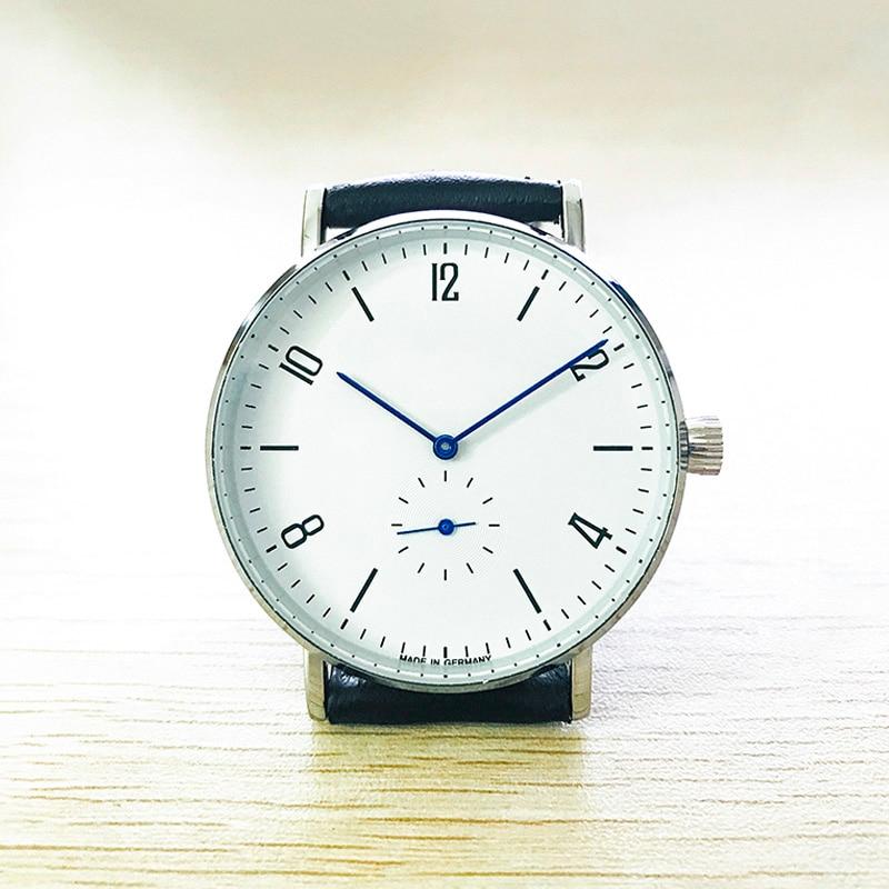 Mens Watches Leather Strap Slim Quartz Fashion Casual Business Mens Wrist Watch Top Brand Male Gift Clock Relogio Masculino