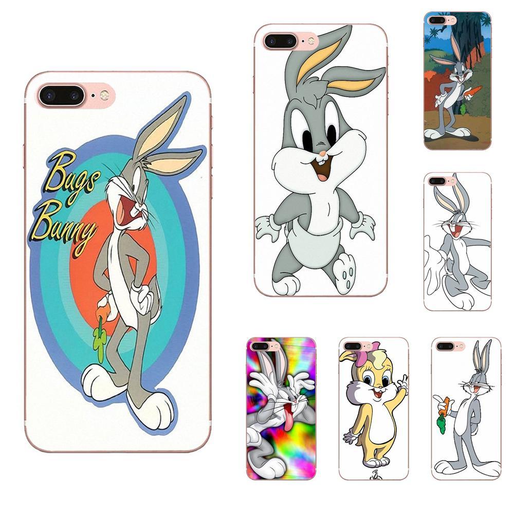 Soft Custom Design Bugs Bunny Baby Looney Tunes For Samsung Galaxy