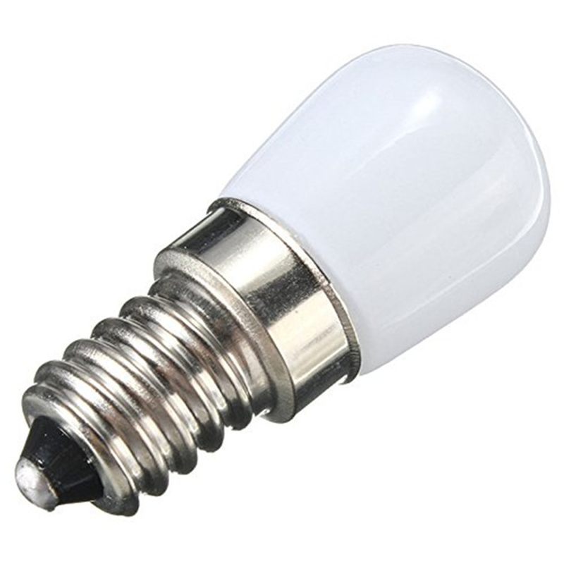 3W 6W E14 LED Refrigerator LED Lighting Mini Bulb AC220V Bright Indoor Lamp For Fridge Freezer Crystal Chandeliers Lighting