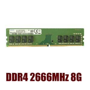 Image 5 - New Samsung DDR4 RAM 4GB 8GB 16GB PC4 2133MHz 2666MHz PC4 19200/21300 8g 16g memory module One Year Warranty Desktop RAM