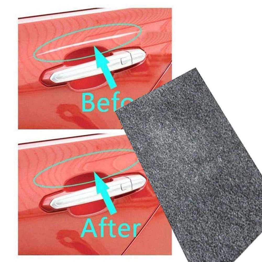 Rasguños herramienta para el cuerpo del coche, pulido, arreglo, removedor de pintura, paño mágico para rayar, trapo, superficie de reparación Universal