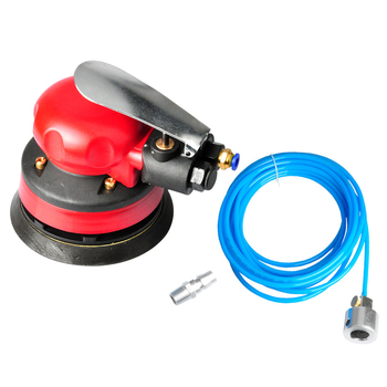 5 Inch Rust Removal Orbital  Safety Low Noise Grinding Machine Pneumatic Water Sander 10000 Rpm Portable Handheld Power Tool