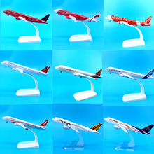 16CM 1:400 Scale Airplanes Airbus A320 Airlines Metal Diecast Aircraft Plane model Airplane Toys Collectible Kids gift