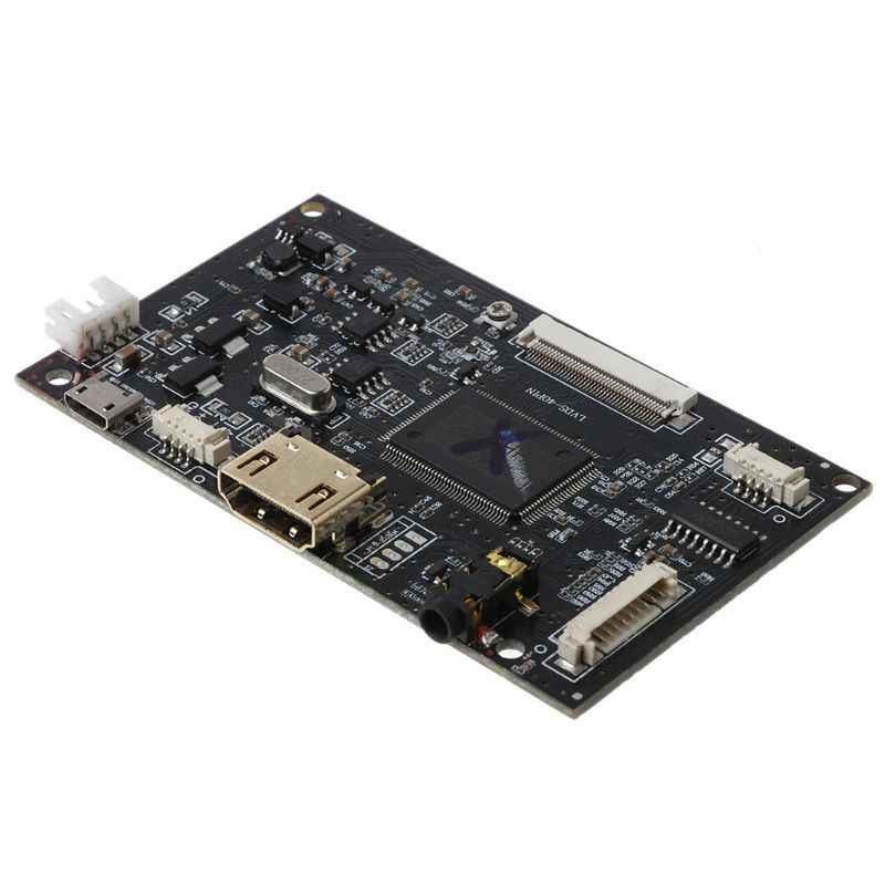 Hdmi + AUdio 40Pin LCD Driver Controller Board Kit voor Panel EJ070NA02 1024x768 X3UB