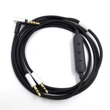 แจ็ค 2.5 มม.2 In 1 3.5 มม.สำหรับSol Republic Master Tracks HD V8 V10 V12 X3 สำหรับXiaomiหูฟังสายไฟConnecter