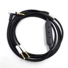 Аудиокабель Jack 2,5 мм 2 в 1 3,5 мм для наушников Sol Rember Master Tracks HD V8 V10 V12 X3 для Xiaomi, провод, коннектор