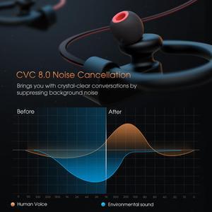 Image 4 - Mpow alev S Bluetooth 5.0 kulaklık aptx hd kablosuz kulaklıklar ile 12H oynatma IPX7 su geçirmez spor kulaklıklar iOS android
