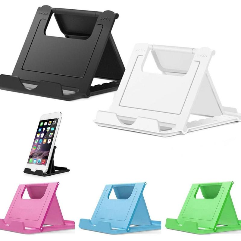 Mobile Phone Holder Mount For Ipad Samsung IPhone X XS Max Universal Table Cell Phone Support Holder For Phone Desktop Stand