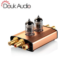 Douk Audio High End MINI สูญญากาศ Phono STAGE Preamp มม.Turntable Single ended Class A Preamplifier