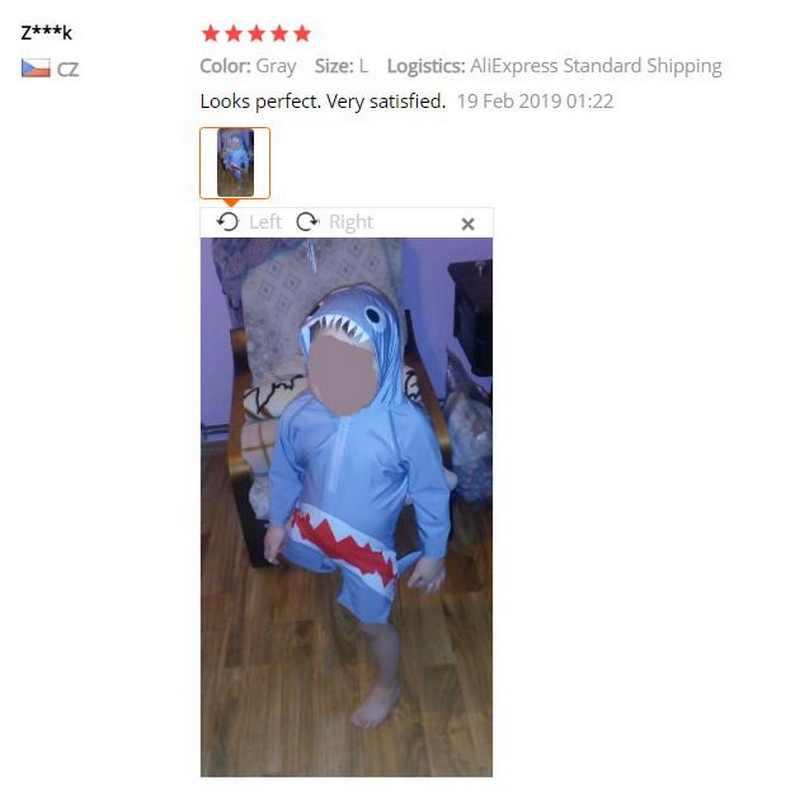 Traje de baño mono de natación de tiburón Cosplay para bebés y niñas traje de baño ropa de baño protección solar dibujos animados peces natación desgaste 2-7 años 2018