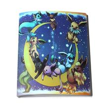 Takara Pokemon Card Album Hold 160/324 Cards Pikachu Table Board Game Toys PTCG Accessories Cards Collection Book for Children