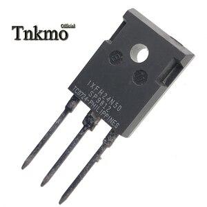 Image 3 - 10 قطعة IXFH24N50 IXFH24N50Q إلى 247 IXTH24N50 IXTH24N50Q IXTH24N50L TO247 24A 500V MOSFET واحد التوصيل المجاني