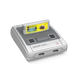 Image 2 - Retroflag TV Video oyunu konsolları SUPERPi CASE J ile Recalbox sistemi ahududu Pi 3B Retro oyun oyuncu dahili 10000 + oyunları