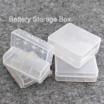 Прочный 26650 18650 Коробка для хранения батарей жесткий чехол держатель для 2/4 18650 4x AA 4xAAA перезаряжаемая батарея Внешний аккумулятор пластиковый чехол s| |   | АлиЭкспресс