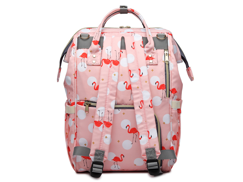 H37e57543dffc40dab1898001a0705932L Diaper Bag Backpack For Moms Waterproof Large Capacity Stroller Diaper Organizer Unicorn Maternity Bags Nappy Changing Baby Bag