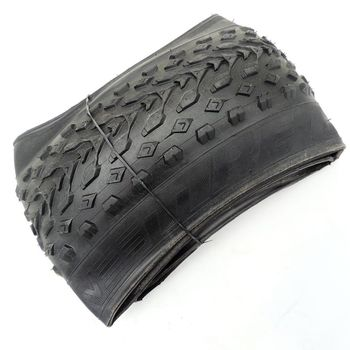 цена на tirego fold tire snow bike Beach car Fat tire bicycle accessories tyre 26 inches bike parts 26*4.0 inner tube cycling fat tire