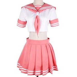 Image 5 - Costume de Cosplay danime Fate Astolfo, tenue de marin, uniforme décole JK, tenue de fantaisie pour femme, Costume dhalloween Anime