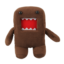 Stuffed Doll Plush-Toy Domo Kun Kawaii Gift Japan Soft for Children 20-40cm