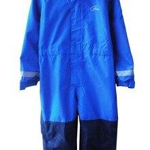 children/boys outdoor jumpsuit, hooded windproof/waterproof overalls, kids rainsuit, size 122, 134 for big kids
