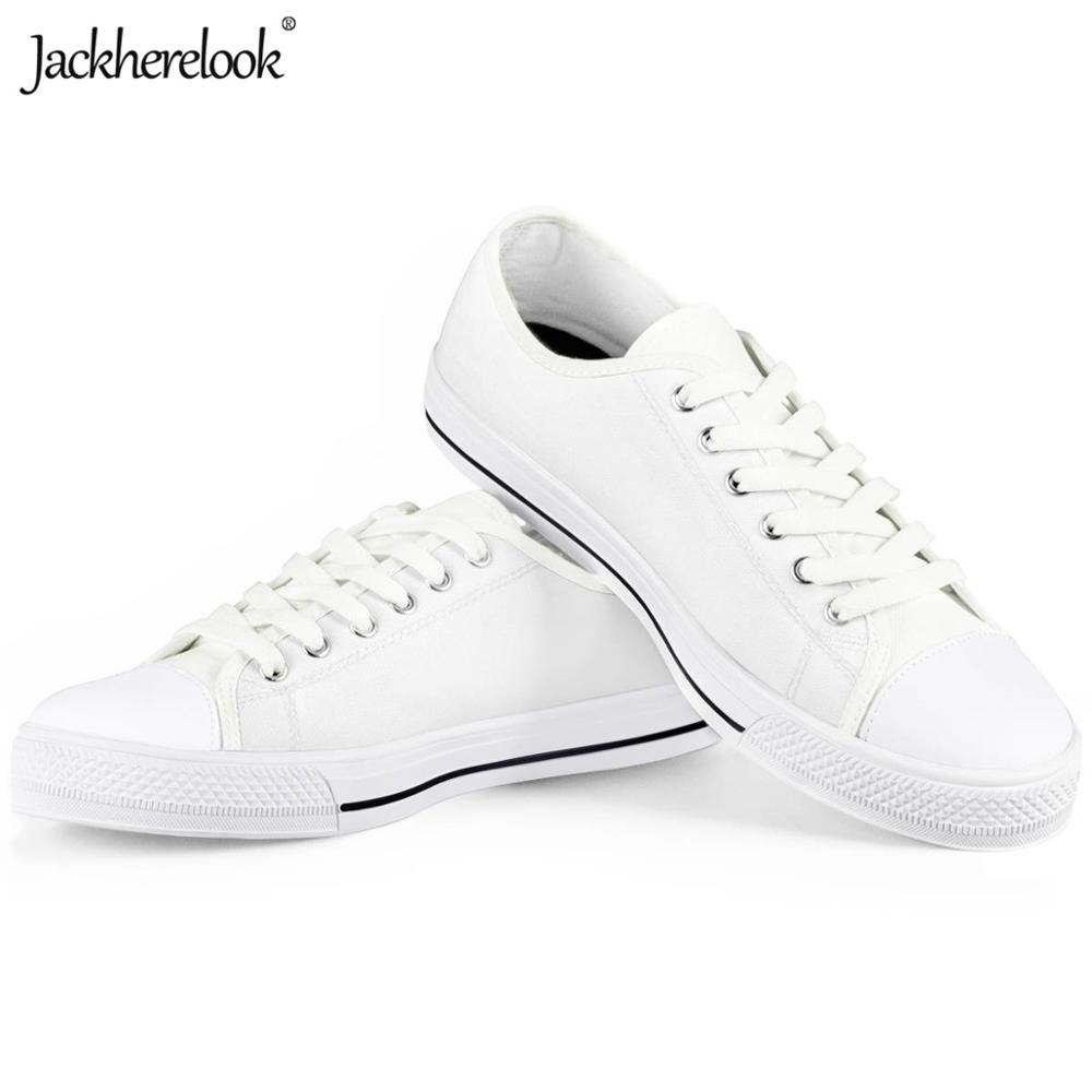 Jackherelook 2019 New <font><b>3D</b></font> Custom Printing Canvas <font><b>Shoes</b></font> Men Women Lace Up Sneakers Outdoor Vulcanized <font><b>Shoe</b></font> Low Top Fashion Casual image