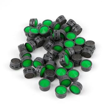 50 sztuk oszczędzania wody Aerator bateria do łazienki Bubbler wylewka netto zapobiec Splash tanie i dobre opinie HNGCHOIGE Aeratorów 7HH1100911 Z tworzywa sztucznego