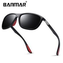 цены на BANMAR Brand Classic Sunglasses Men Polarized Glasses Driving Original Accessories Sun Glasses for Men/Women Oculos De Sol Shade  в интернет-магазинах