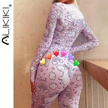 Pijama de unicornio de talla grande para mujer, ropa de dormir Sexy de Navidad, mono, pijama, enterizo para adultos