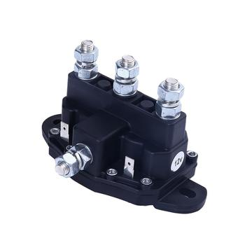 цена на Threaded Studs 6 Terminals 12V Reversing Polarity Contactor RELAY WINCH MOTOR REVERSING SOLENOID SWITCH Car Styling