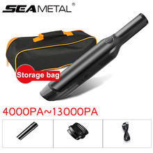 Cleaner-Cars Auto-Accessories Car-Vacuum-Ceaner Portable 13000PA Handheld Wireless 12V