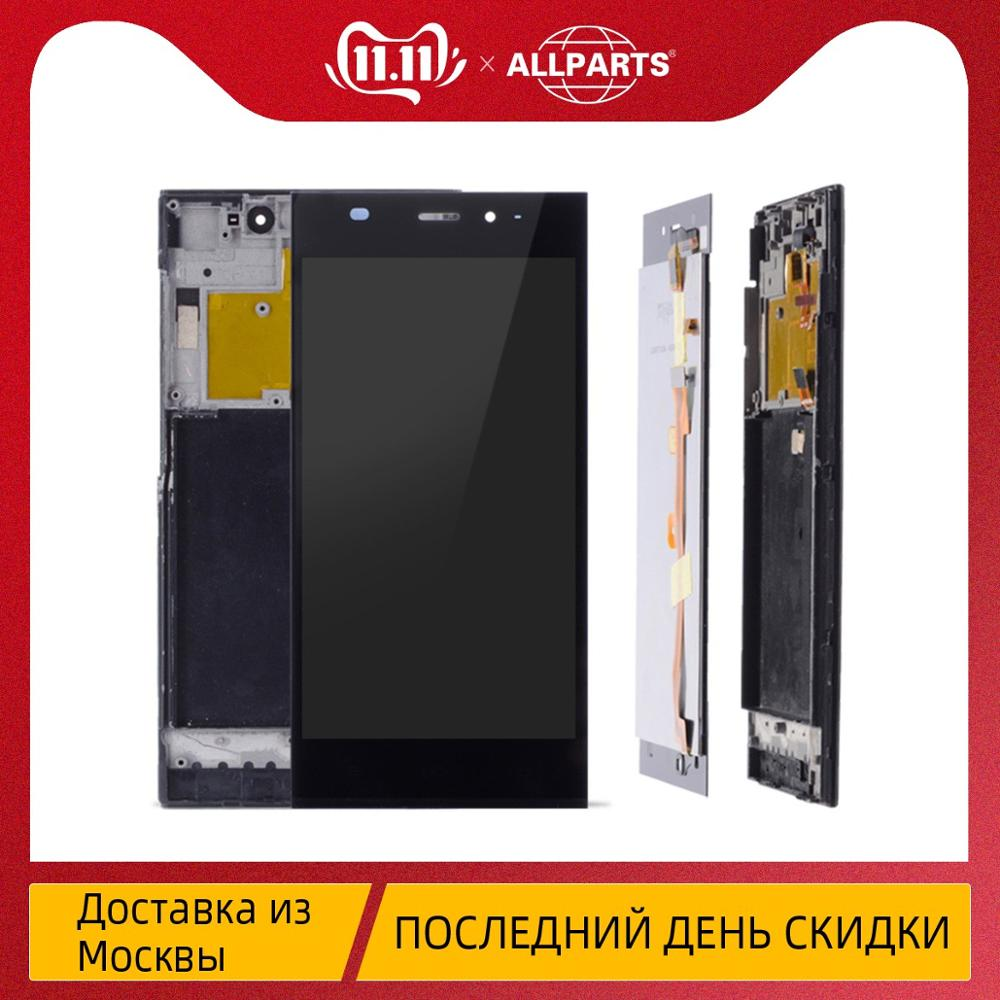 TDS-CDMA WCDMA 5.0'' Original LCD For XIAOMI Mi3 Display Touch Screen With Frame For Xiaomi Mi 3 LCD Display Replacement #4