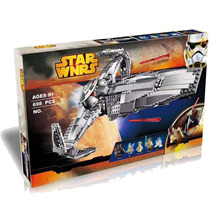 Force Awaken Series Sith Infiltrator Model Compatible Legoingly Star Wars 75096 Building Blocks Toys for Kids Christmas Gift the infiltrator