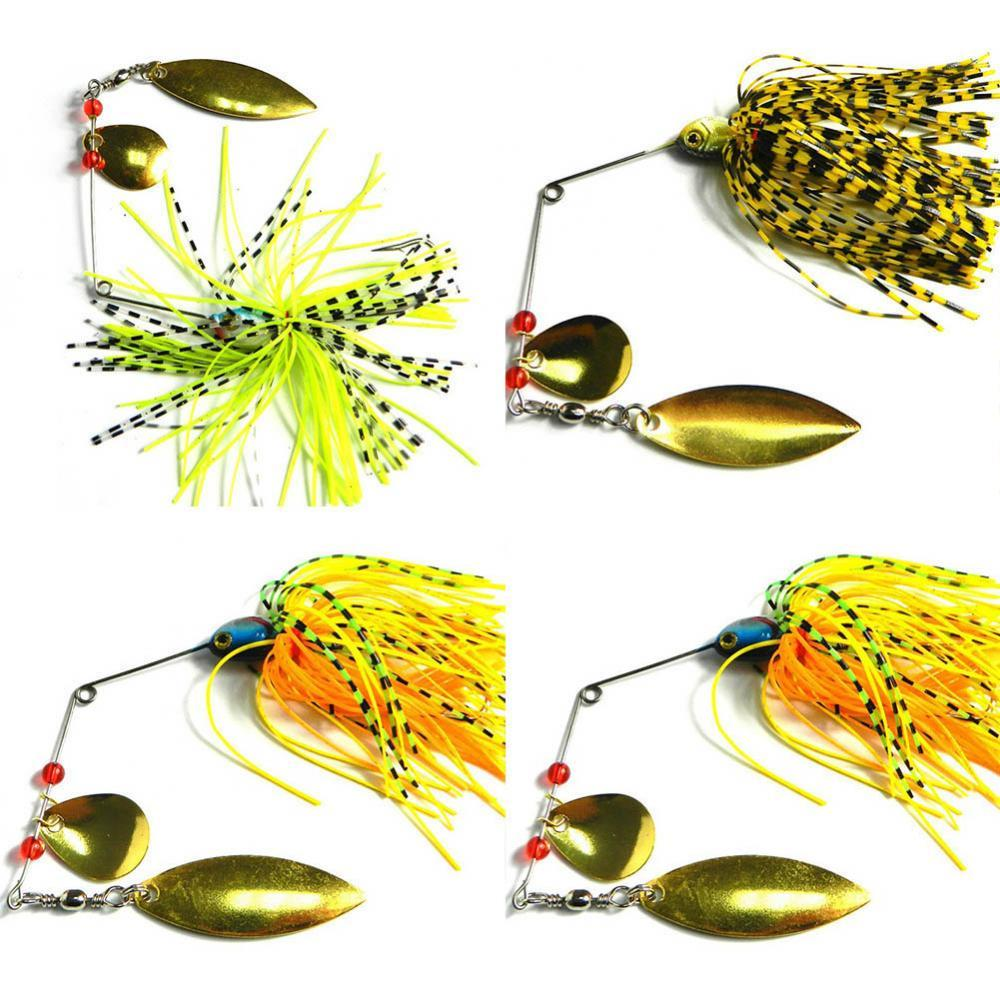 Fishing Lures: Blade Spinner Buzzbait  1