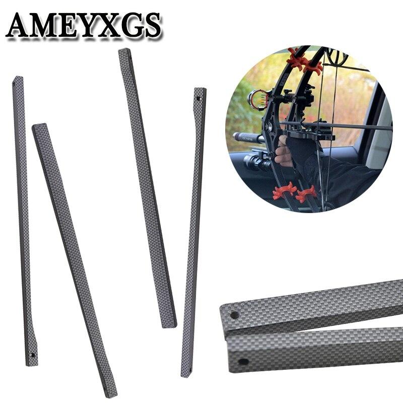 Compound Bow Limb 30-70lbs Take Down Detachable DIY Hunting Bow Limb Outdoor Shooting Hunting Fishing Archery Accessories