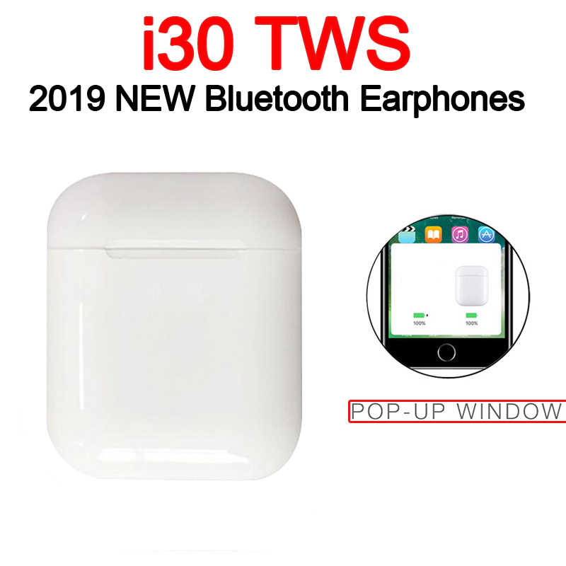 Top Wireless Earphone Headphones Earpiece Quality Mini I30 I10 Tws Bluetooth Headsets Earbuds For Original Iphone Aliexpress