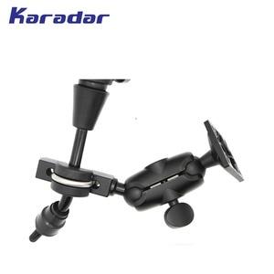 Image 1 - motorcycle handle bar mount /bracket motorcycle GPS mount for  Garmin Zumo 350 390 395 550 595 LM GPS 1096200 BK