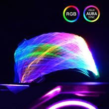 24pin RGB Extension Cable 250W 1300W Motherboard Free Build GPU Extension Cable For Computer Case/Power Supply
