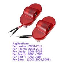 Projecteur LED pour golf 4 Touran Lavida, coccinelle, Caddy, MK4 1998 – 2004 R32, lampe de bienvenue, Gadget de décoration, 4 pièces